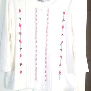 Long Sleeve Shirt Madison Taylor Petites